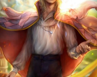 Howl's Moving Castle: HOWL