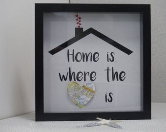 Home is where is the heart is