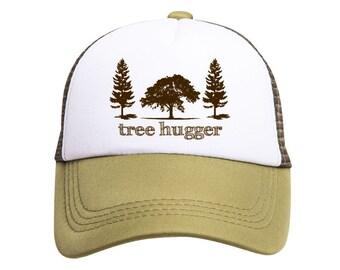 Tree Hugger Trucker