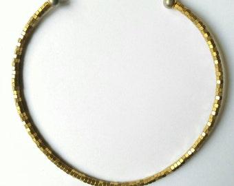 Ras Torque Vintage neck collar