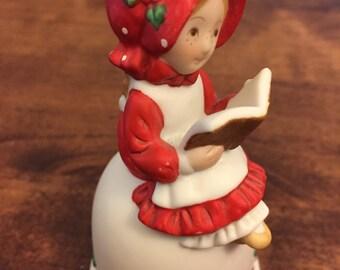 Joyful echoes Holly Hobby figurine bell for 1981