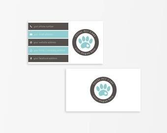 Business Card Template, Modern Business Card, Business Card Design,Modern Calling Card, Calling Card Template, Business Marketing