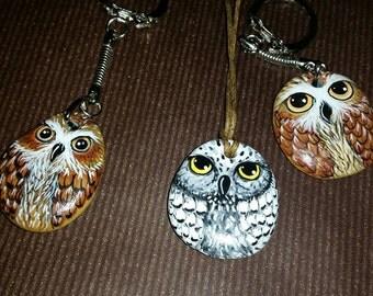 OWL OWL keychain