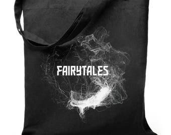 Fairytales - jute bag