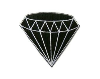 iron on diamond patch