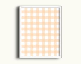 PRINTABLE PICNIC BLANKET pattern print art