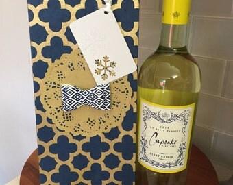 Wine Bottle Gift Bag