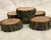 15 Wood Slices