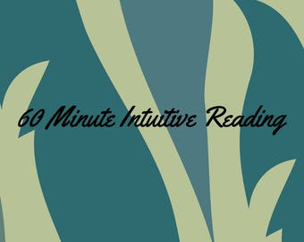 60 Minute Intuitive Guidance