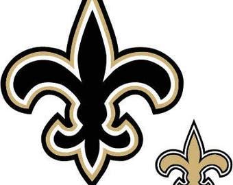 Logo New Orleans Saints