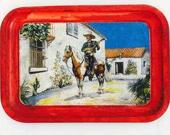 Vintage Tray Gayware Mexican