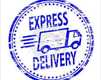 Fast shipping, Express Shipping