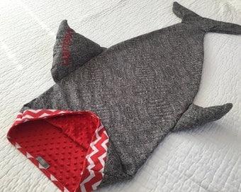 Shark Sleeping Bag shark sleeping bag | etsy