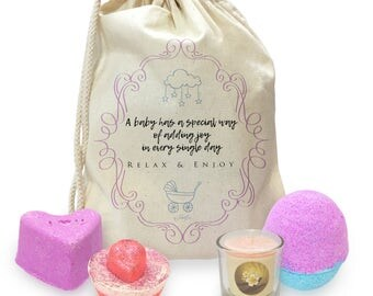 New Baby Relax And Enjoy Mini Spa In A Bag Collection 1
