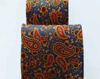 Lancetti vintage tie