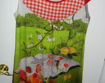 Anatopik dress-tunic (picnic) - size 44