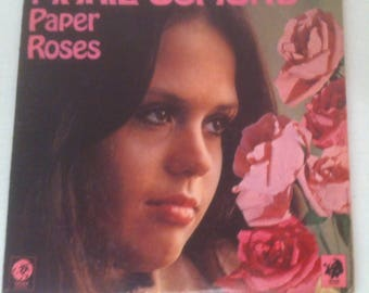 Vintage 1973 Music LP Album, Marie Osmond, Paper Roses, Louisiana Bayou, Everything is Beautiful, Sweet Dreams, Too Many Rivers, and More