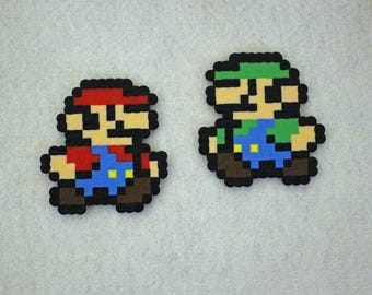 Small Super Mario Bros. 3 Magnets