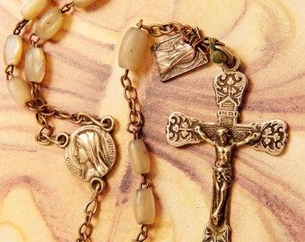 Art Nouveau  Style Rosary