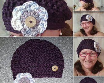 Super soft and warm Slouchy Beanie