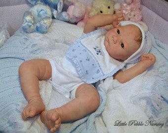 Corinne By Adrie Stoete reborn doll kit
