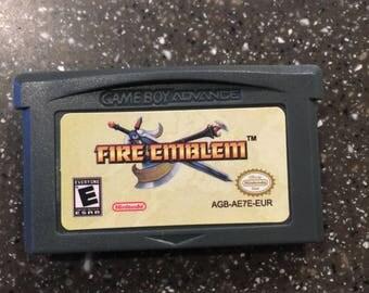 Fire Emblem Gameboy Advance GBA RPG Game Nintendo