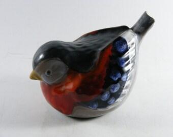 Beautifull Unique Ceramic Bird Figure