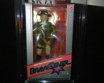 Vintage Bravestarr Tex Hex Action Figure MOC ***1980's****** Sealed Western-Sci-Fi NICE