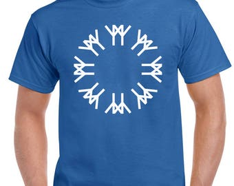 T-Shirt men Earth