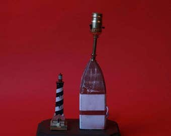 lighthouse lovers lamp