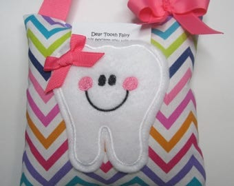 Tooth Fairy Pillow Ready to Ship