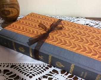 1975  Jane Austen Emma New Perfect Vintage Folio Society 1994 Hardback Book
