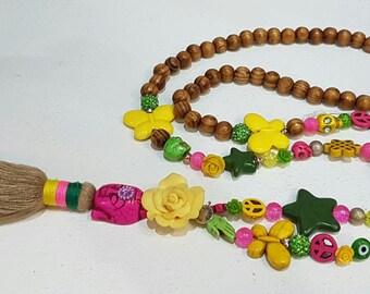ANOUK boho necklace