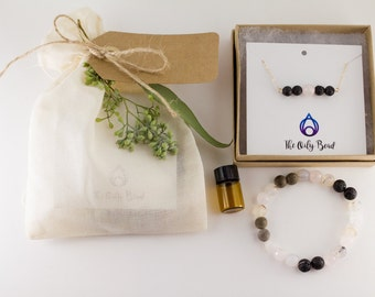 """Shop """"essential oil diffuser"""" in Jewelry Sets"""