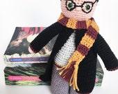 Harry potter crochet pdf pattern english/us terms