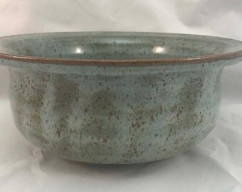 Just a Blue Bowl - Stoneware