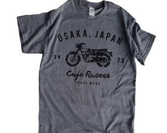 Osaka Japan Café Racer - Japan T-Shirt
