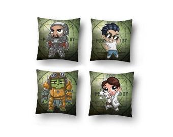 Fallout 4 Character cushion (ver 3)