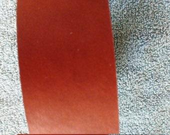 wickett & craig bridle leather belt strap 14oz