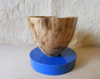 weathered sycamore bowl
