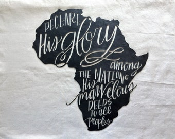 Africa: For His Glory