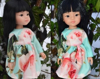 Doll Dress for  doll 32 cm Paola Reina
