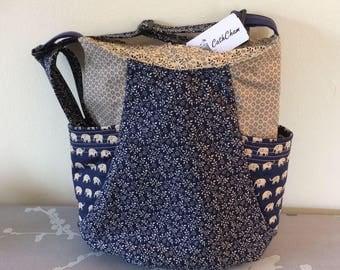 Tote Bag / Elephant