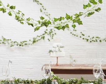 Decorative Vines 2m x 5 | Wedding Decor | Baby Shower Decor | Wedding Flowers