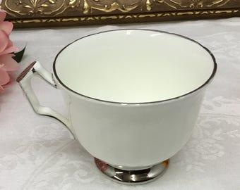 Aynsley Spring Crocus orphan teacup.