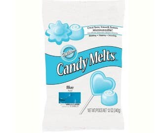 Candy Melts® Colorburst blue 340 g WILTON