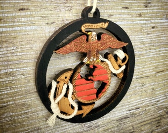 Marine Corp - USMC  - Ornament