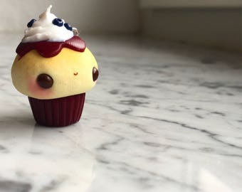 Blueberry Cupcake Version 2