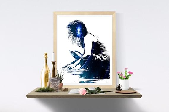 Water, Printable Art, Print, Wall Art, Wall Prints, Art Print, Art Prints, Digital, Digital Paper, Printables, Modern Art, Print Wall Art