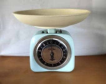 Vintage Krupa kitchen scales